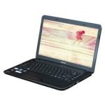 东芝 M800-T21B1(天籁黑) 笔记本电脑/东芝