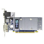 HIS HD 4350 Silence Native HDMI 512MB 显卡/HIS