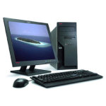 ThinkCentre IBM ThinkCentre A50 8126KCN 台式机/ThinkCentre