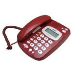 步步高 步步高来电显示有绳电话 HCD007(6132)TSD 电话机/步步高
