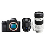 索尼ILCE-7套机(24-70mm,70-200mm) 数码相机/索尼