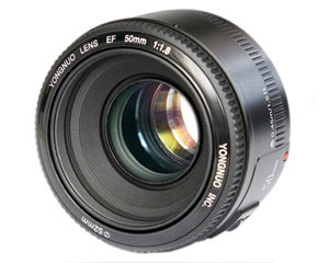 永诺50mm f/1.8图片