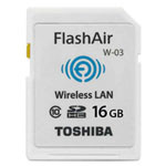 FlashAir WiFi SDHC存储卡 Class10(W-03)(32GB)
