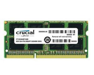 英睿达8GB DDR3 1600(CT102464BF160B)图片