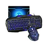 新盟珠光蛇(珠光蛇+嗜血+垫)键鼠套装 键鼠套装/新盟