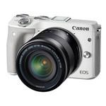 佳能EOS M3套机(18-55mm) 数码相机/佳能