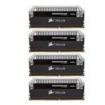 海盗船16GB DDR4 3200 统治者铂金(CMD16GX4M4B3200C16) 内存/海盗船