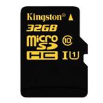 金士顿microSDXC 闪存卡  Class 10 UHS-I(32GB) 闪存卡/金士顿