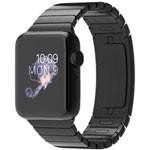 苹果watch(38mm深空黑色不锈钢表壳搭配深空黑色链式表带) 智能手表/苹果