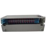 跃图24芯ODF光纤配线架AF1758-24 光纤线缆/跃图
