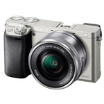 索尼ILCE-6000套机(E PZ 16-50mm,E 30mm) 数码相机/索尼