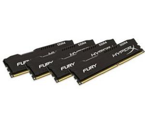 金士顿HyperX 32GB DDR4 2666(HX426C15FBK4/32)图片