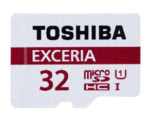 东芝microSDHC UHS-I卡 32G图片