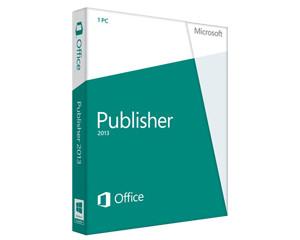 微软Publisher 2013简体中文(电子下载版)图片