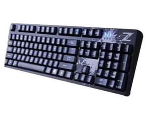 磁动力ZK1200青轴机械键盘
