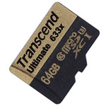 创见microSDXC UHS-I U3(64GB) 闪存卡/创见