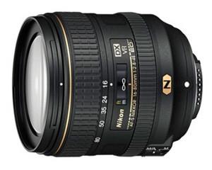 尼康AF-S DX尼克尔 16-80mm f/2.8-4E ED VR