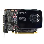 EVGA GT740 4GB SC DDR3 Single Slot 1059MHz 显卡/EVGA