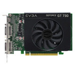 EVGA GT730 DDR3 1G Ref. Single Slot 显卡/EVGA