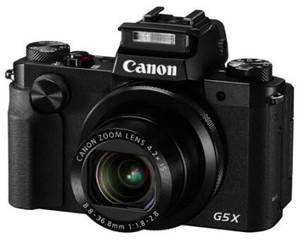 佳能PowerShot G5 X