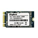 金百达KP200 M.2 2242 128G 固态硬盘/金百达