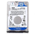 西部数据500GB 5400转16MB SATA3 蓝盘(WD5000LPCX) 硬盘/西部数据