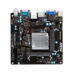微星N3150I ECO 主板/微星