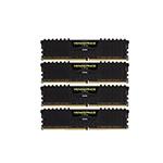 海盗船复仇者LPX 32GB DDR4 2400(CMK32GX4M4A2400C14)四条 内存/海盗船