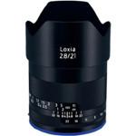 卡尔蔡司Loxia FE 21mm f/2.8 Distagon 镜头&滤镜/卡尔蔡司
