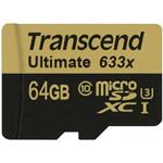 创见TF卡 633X U3(64GB) 闪存卡/创见