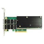 LR-LINK LREC9902BF-2QSFP+ 网卡/LR-LINK