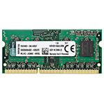 金士顿2GB DDR3 1600(KVR16S11S6A/2-SPBK) 内存/金士顿