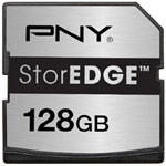 PNY StorEDGE(128GB) 闪存卡/PNY