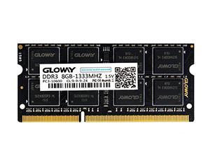 光威战将笔记本 8GB DDR3 1333图片