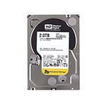 西部数据RE系列 2TB 7200转 64MB SATA3(WD2000FYYZ) 硬盘/西部数据