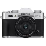 富士X-T10套机(27mm f/2.8) 数码相机/富士