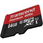 创见UHS-I Class10 TF卡(64GB) 闪存卡/创见