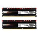 宇帷CORE系列火焰红 DDR3 1600 8GB(4G×2条)台式机内存(AVD3U16000904G-2CIR) 内存/宇帷