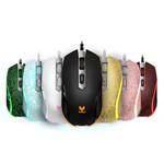 雷柏V210光学游戏鼠标