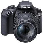 佳能1300D套机(18-55mm IS II,55-250mm IS II) 数码相机/佳能