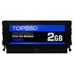 天硕T5040工业DOM电子硬盘(2GB) 闪存卡/天硕
