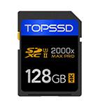 天硕UHS-II SDXC MAX Pro系列 2000X(128GB) 闪存卡/天硕
