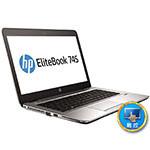 惠普EliteBook 745 G3(A12-8800B/8GB/256GB) 笔记本电脑/惠普
