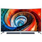 小米电视3S 65寸曲面 平板电视/小米