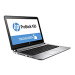惠普ProBook 430 G3(i5 6300U/4GB/500GB) 笔记本电脑/惠普