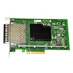 英特尔X710-DA4(含4个多模模块) 网卡/英特尔