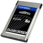 天硕T4068工业PCMCIA卡(16GB) 闪存卡/天硕