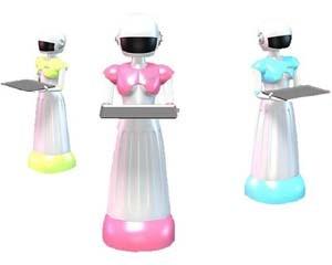 叮咚 回家米宝机器人