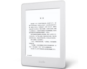 亚马逊全新 Kindle Paperwhite 3白色版