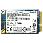 闪迪Z400S系列 mSATA(128GB) 固态硬盘/闪迪